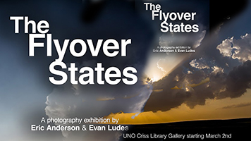"""The Flyover States"", a  photography exhibition"